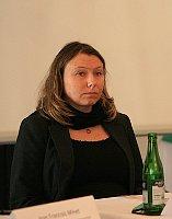 Irena Ferčíková Konečná, photo: archive of Ministry of Interior