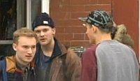 Датские подростки (Фото: TV Nova)