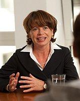 Claudia Maria Riehl (Foto: Archiv des Instituts für Deutsch als Fremdsprache an der Ludwig-Maximilians-Universität)