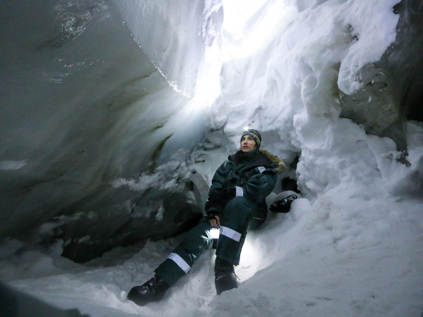 My work day is never the same, says Czech polar ecologist Marie Šabacká | Radio Prague International
