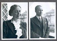Henriette et Antonín, photo: Archives de Hélène Laborde