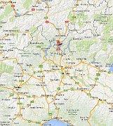 Region von Lugano (Foto: Google Maps)