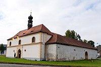 Loreto-Kirche in Bor (Foto: Michal Pilař, Wikimedia CC BY-SA 3.0)