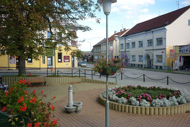 Letter From Česk 233 Velenice Gm 252 Nd Radio Prague