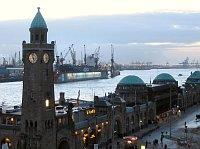 Hamburger Hafen (Foto: www.wikimedia.org)