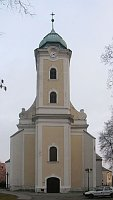 Johannes-der-Taufer-Kirche in Hlučín (Foto: Lasy, CC BY 3.0 Unported)