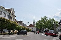Kostelec nad Orlicí (Foto: Ben Skála, CC BY-SA 3.0 Unported)