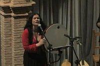 Mara Aranda y la Ensamble Pelegrí, foto: YouTube