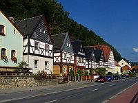 Bad Schandau, photo: X-Weinzar, CC BY 3.0 Unported