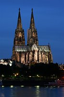 Kölner Dom (Foto: Thomas Wolf, Wikimedia CC BY-SA 3.0)