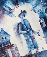 Уличный ангел, 2014 (Автор: Евгений Иванов)
