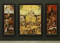 'Haywain Triptych', photo: archive of Wolfe von Lenkiewicz