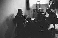 ...pour le tournage d'un documentaire, photo: Unitas House
