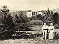 S manželkou vBarbo na Krymu