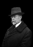 Tomáš Garrigue Masaryk (Foto: Josef Jindřich Šechtl, Wikimedia CC BY-SA 3.0)