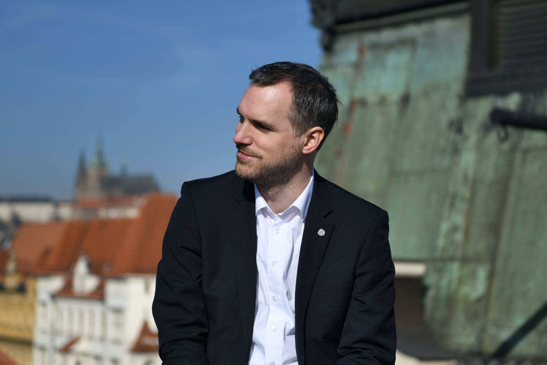Prague Mayor Zdeněk Hřib on tourism, China, Taiwan – and city's two tanks | Radio Prague