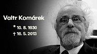 Valtr Komárek (Foto: TV Nova)