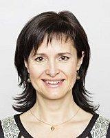 Radka Maxová (Foto: Archiv des Abgeordnetenhauses des Parlaments der Tschechischen Republik)