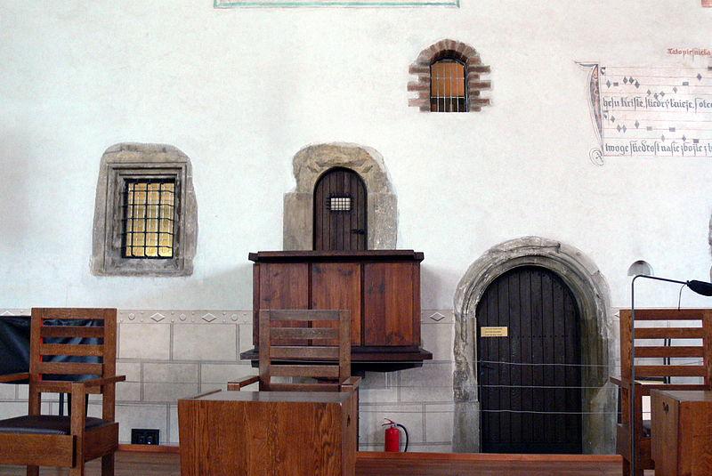 Вифлеемскaя часовня в Праге, Фото: Wolfgang Sauber, CC BY-SA 3.0