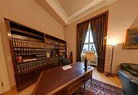 Квартира Яна Масарика в Чернинском дворце (Фото: Архив Министерства иностранных дел ЧР)