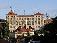 Чернинский дворец (Фото: Daniel Baránek, Wikimedia Commons, License CC BY-SA 3.0)