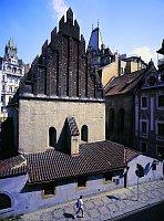 Староновая синагога, Фото: © City of Prague