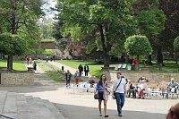 Сад Чернинского дворца (Фото: Олег Фетисов)
