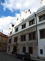 Мартиницкий дворец на Градчанах (Фото: Кристина Макова, Чешское радио 7 - Радио Прага)