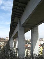 Nusle Bridge, photo: Petr Brož, CC 3.0 license