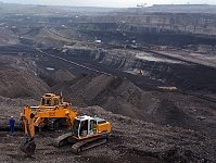 Turow lignite coal mine, photo: Anna Uciechowska, CC BY-SA 3.0