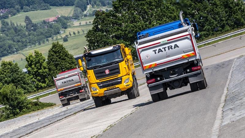 Фото: Tatra Trucks Kopřivnice