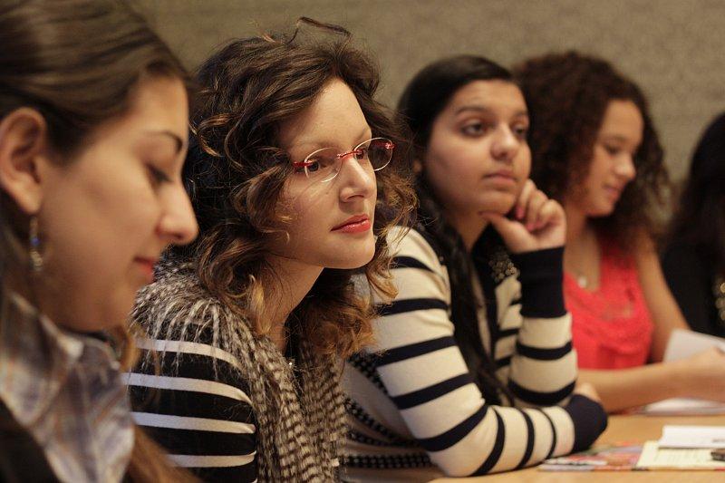 """""""Roma-Frauen in der Politik eine Stimme verleihen - Eva v"""
