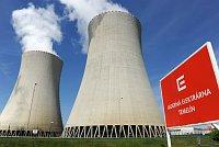 Temelín nuclear power plant, photo: Filip Jandourek