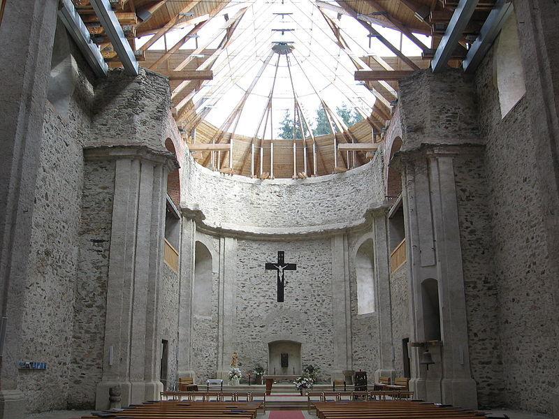 Kostel Nanebevzetí Panny Marie vNeratově, foto: Zdenka Burešová, archiv ČRo