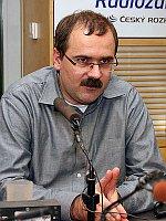 Pavel Žáček, photo: Anna Duchková, ČRo