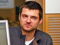 Dušan Pařízek (Foto: Alžběta Švarcová, Archiv des Tschechischen Rundfunks)