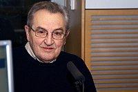 Vilém Prečan (Foto: Šárka Ševčíková, Archiv des Tschechischen Rundfunks)
