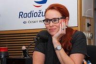 Sabina Slonková (Foto: Alžběta Švarcová, ČRo)