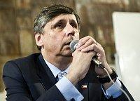 Jan Fischer, foto: Filip Jandourek, Archivo de ČRo