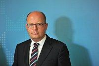 Bohuslav Sobotka, photo: Martin Svozílek, Czech Radio