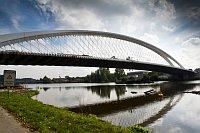 Trója bridge, photo: Filip Jandourek