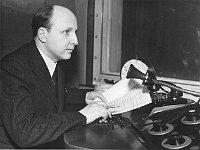 Miloslav Disman, photo: Václav Flegl / Czech Radio