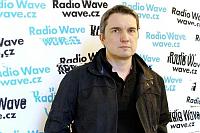 Miloš Urban, photo: archive of Radio Wave