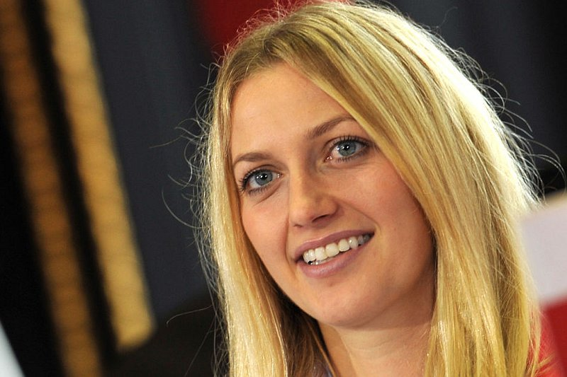 Petra Kvitová, foto: Filip jandourek, ČRo