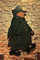 Швейк (Иллюстративное фото: Ондржей Гоуска, Чешское радио)