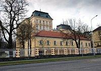 Gebäude des Verteidigungsministerium (Foto: Filip Jandourek, Archiv des Tschechischen Rundfunks)