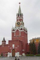 Kremlin in Moscow, photo: Stan Shebs, Wikimedia CC BY-SA 3.0