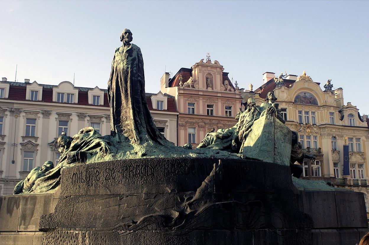 Jan Hus a la sombra del comunismo