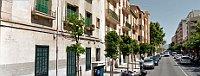 Straße 'Arxiduc Lluis Salvador' in Palma de Mallorca (Foto: Google Maps)