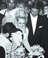 Вера Чаславска и Йозеф Одложил (Фото: Архив Веры Чаславской)